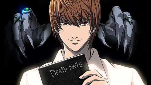 Death Note es el anime mejor anime y el más visto de todo el mundo