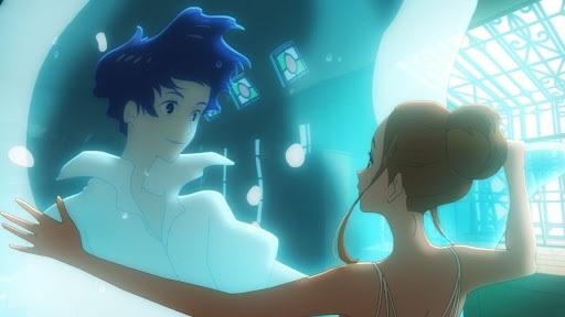 El amor está en el aire, película anime 2020