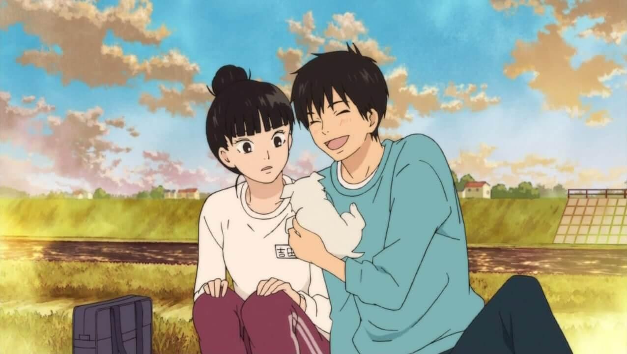 Kimi ni Todoke, Romanticismo y amistad