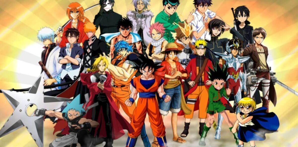 Mejores Animes Shonen