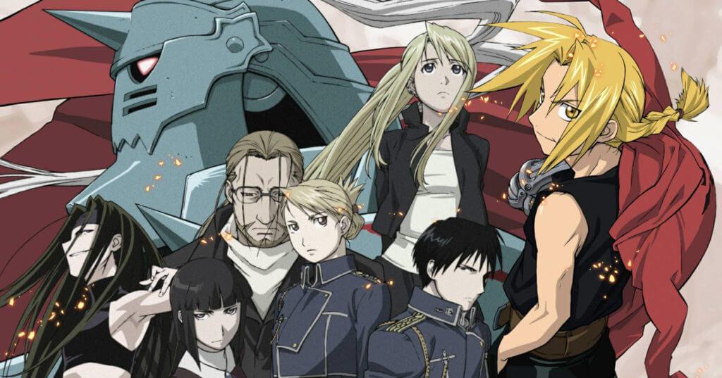 FMA Brotherhood es un anime que ha marcado la infancia de muchos
