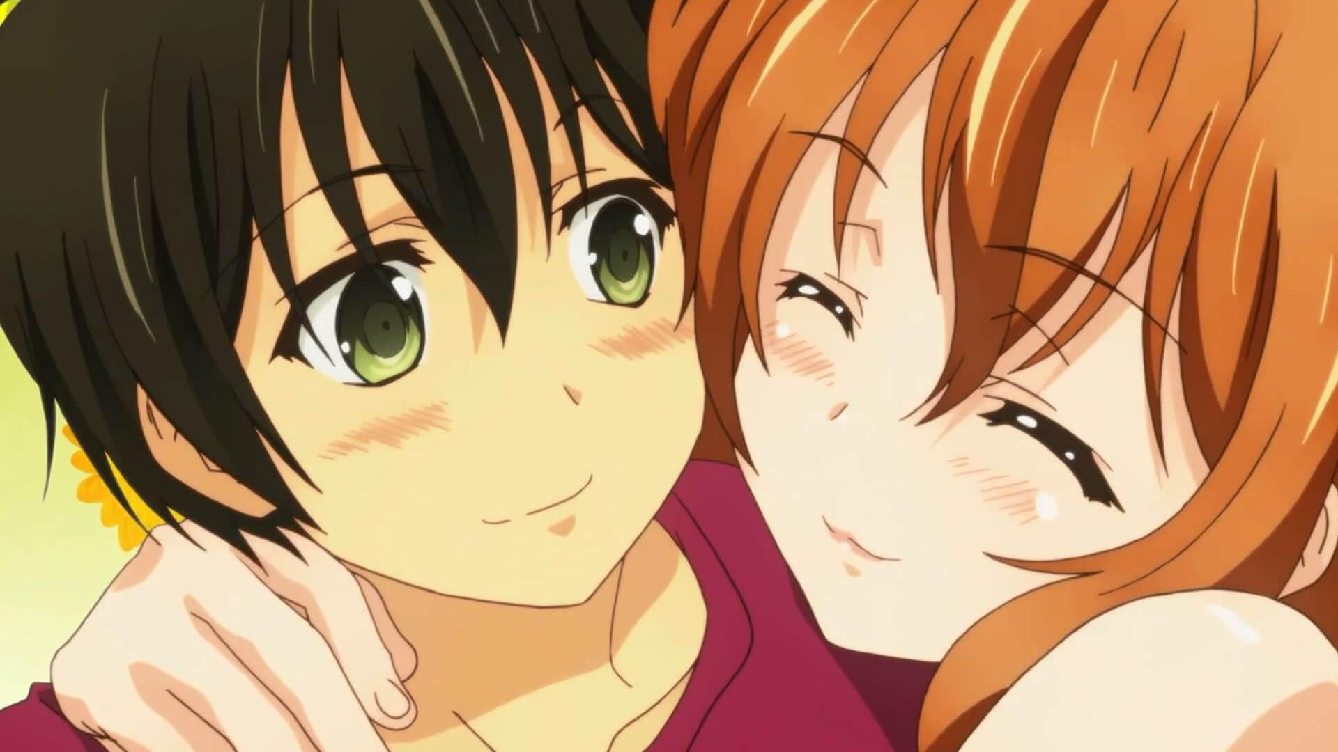 Golden Time, Anime romántico