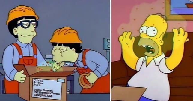 Los Simpsons predicen el coronavirus 2020