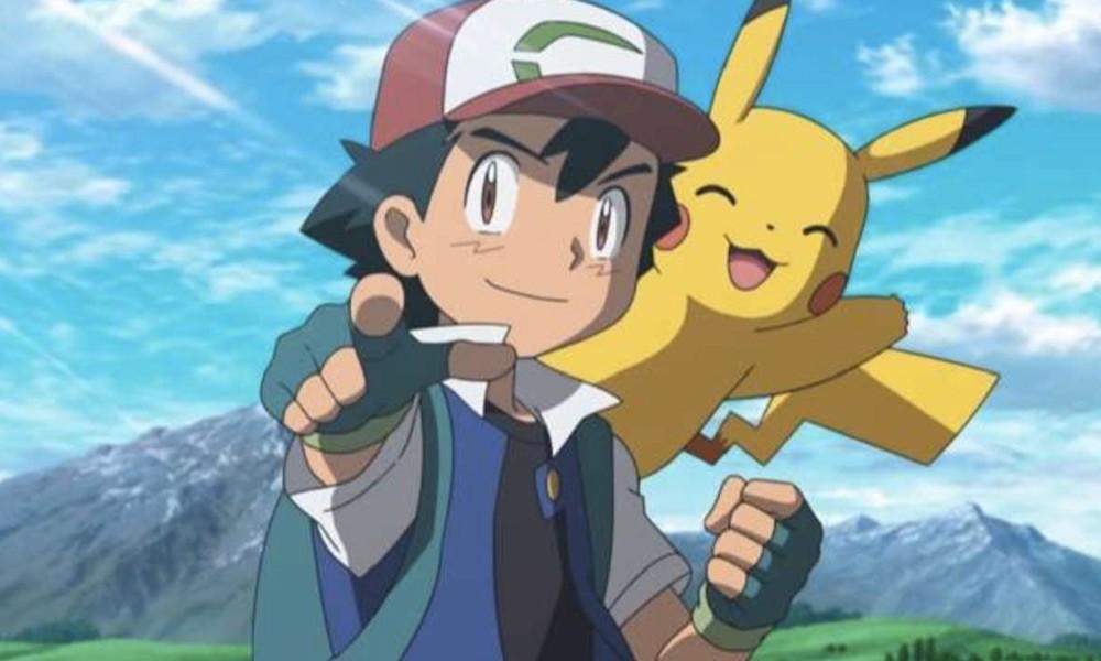 El final de Ash Ketchum es el principio de Go en el anime