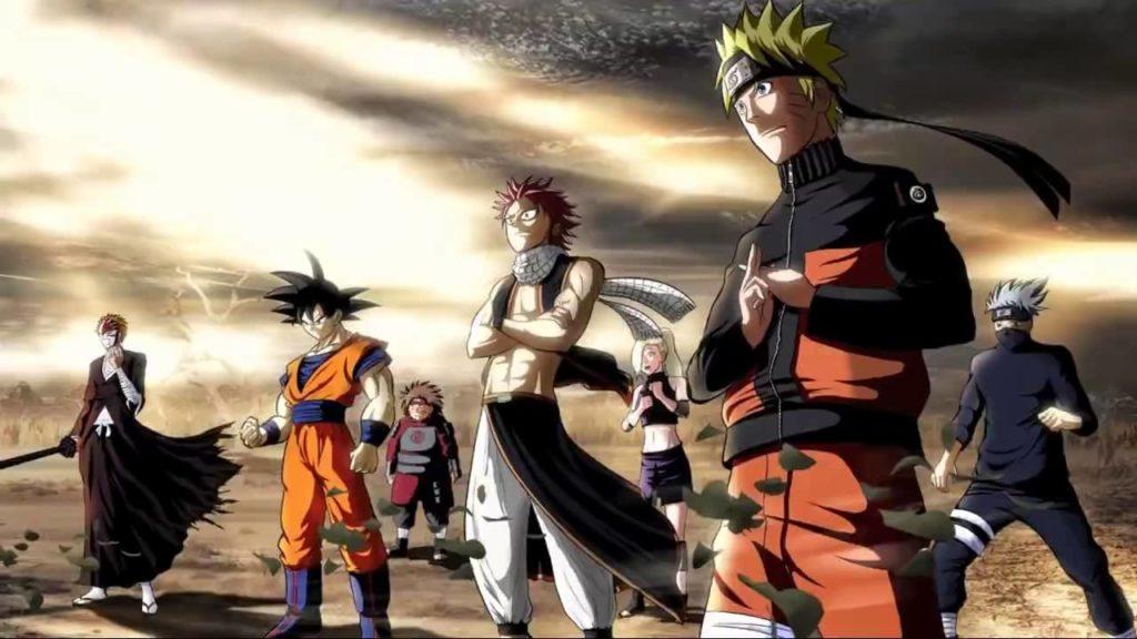 Los 10 Personajes de Anime más poderosos del universo