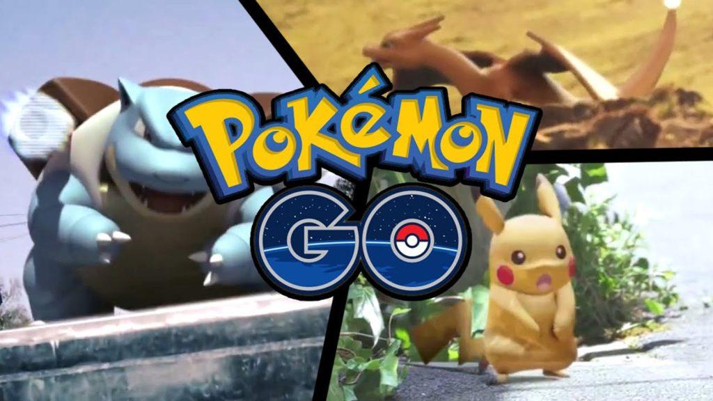 Aprender a cazar pokemons sin salir de casa utilizando fake gps