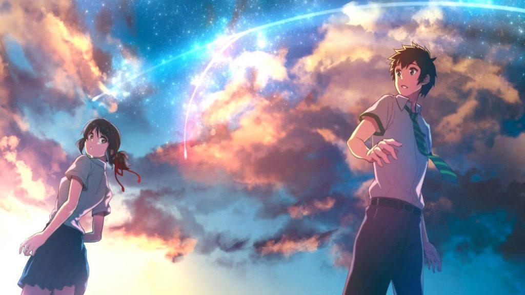 Lugares más bonitos del Anime