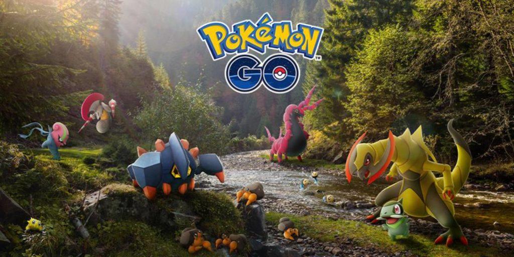 Pokémon go es considerado como la nueva generación de Pokémon que ha salido para móviles