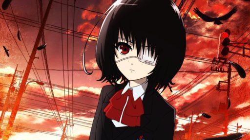 Another, Animes de terror