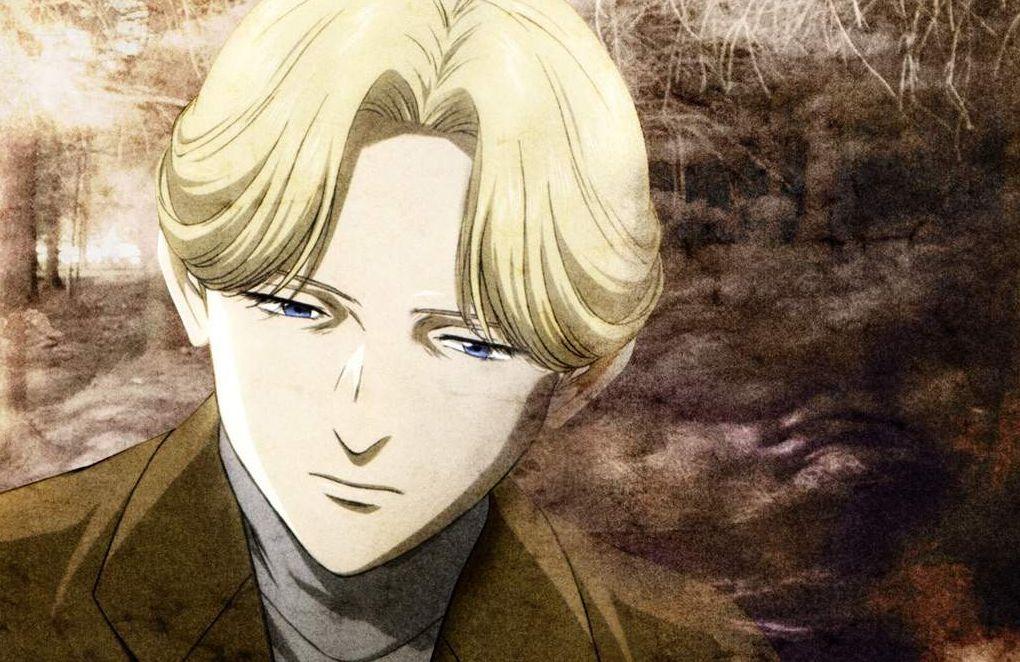 Johan Liebheart, Monster Anime