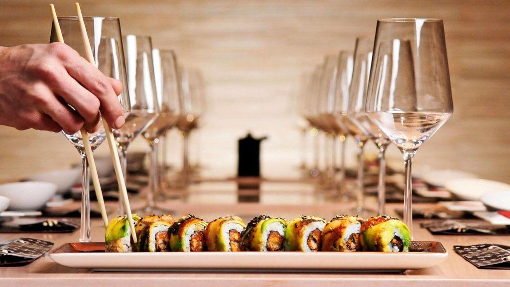 Comida japonesa, Sushi