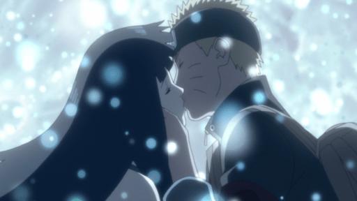Naruto y Hinata - Naruto