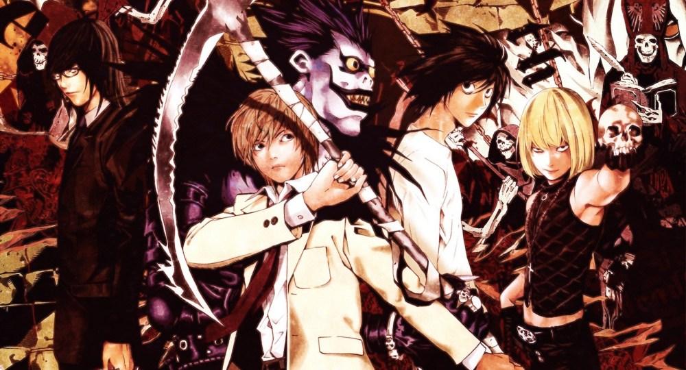 Manga Death Note   Tsugumi Ohba y Takeshi Obata