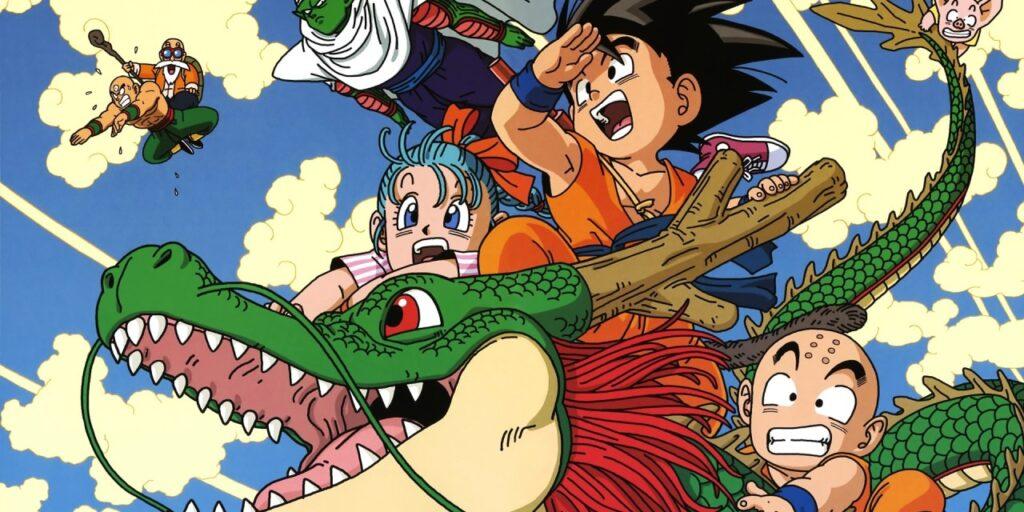Dragon Ball (1984 - 1995)