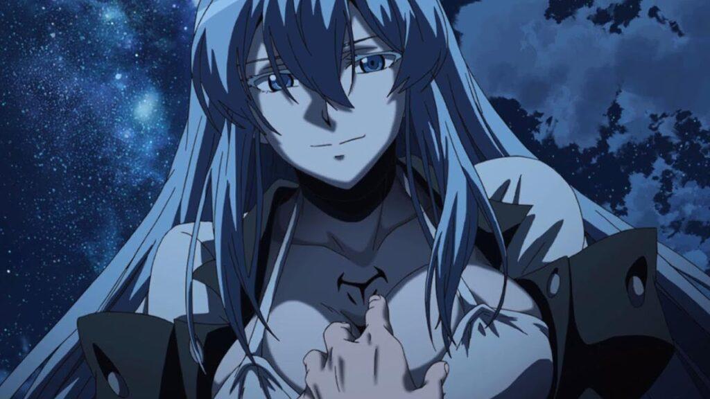 Esdeath – Akame Ga Kill!