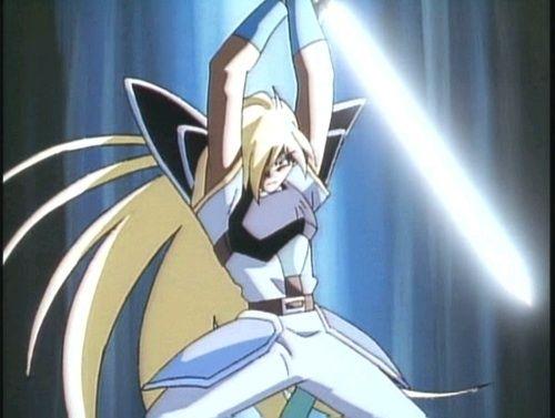 Espada de la luz – Slayers