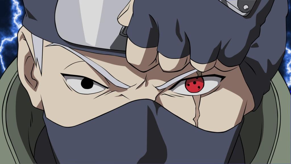 Kakashi Hatake – Naruto