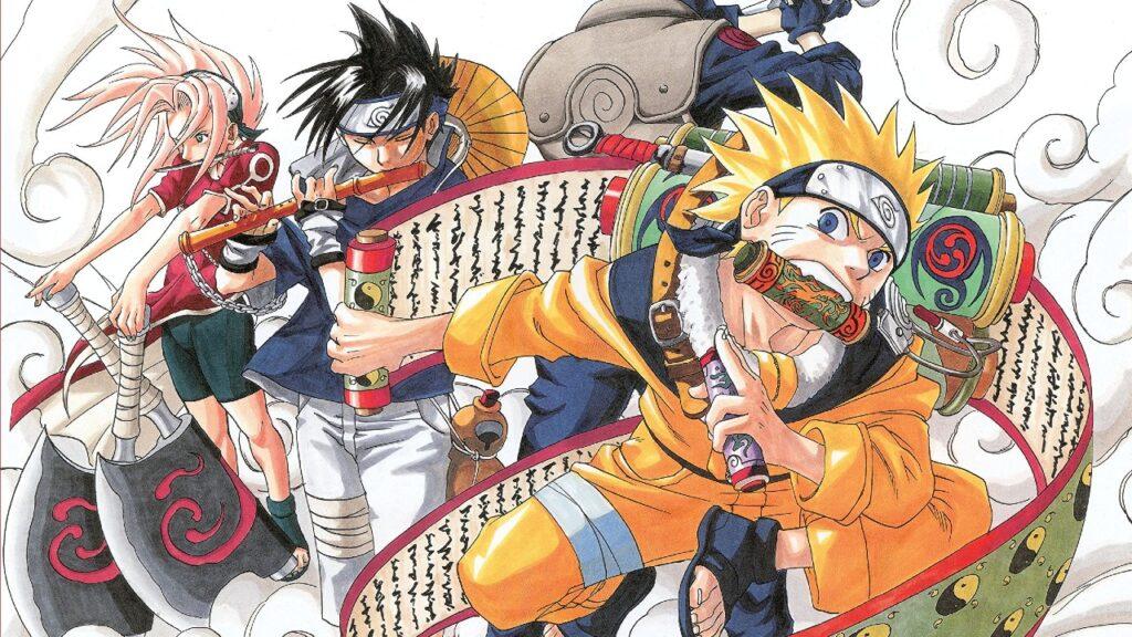 Naruto (1999 - 2014)