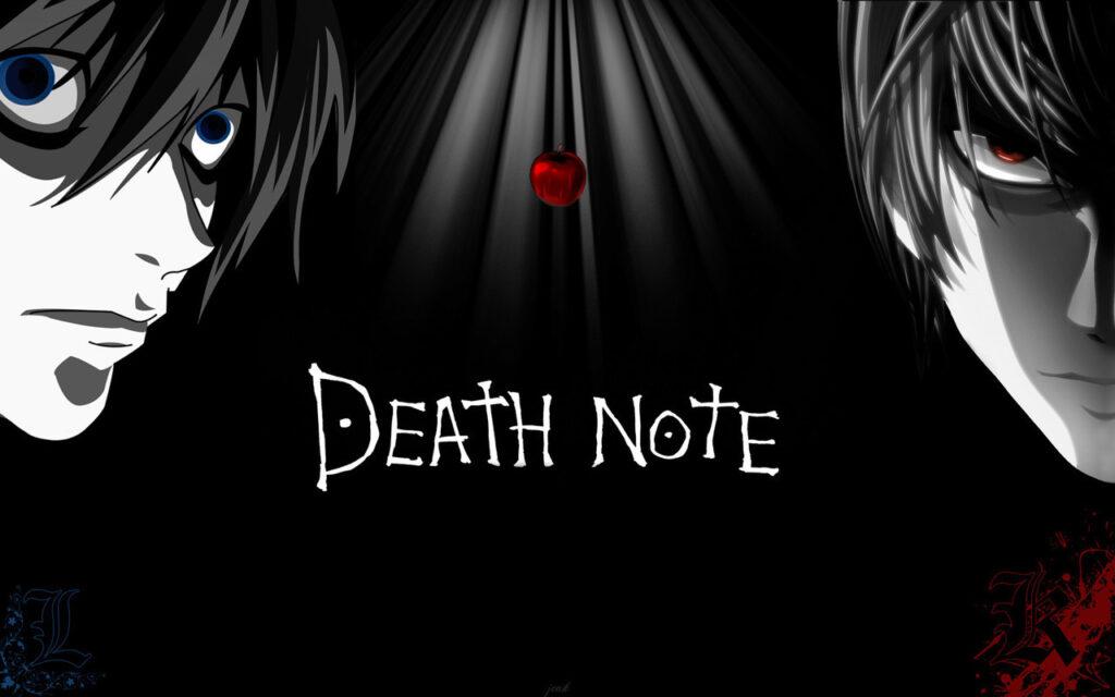 Cosas que no sabias de Death Note