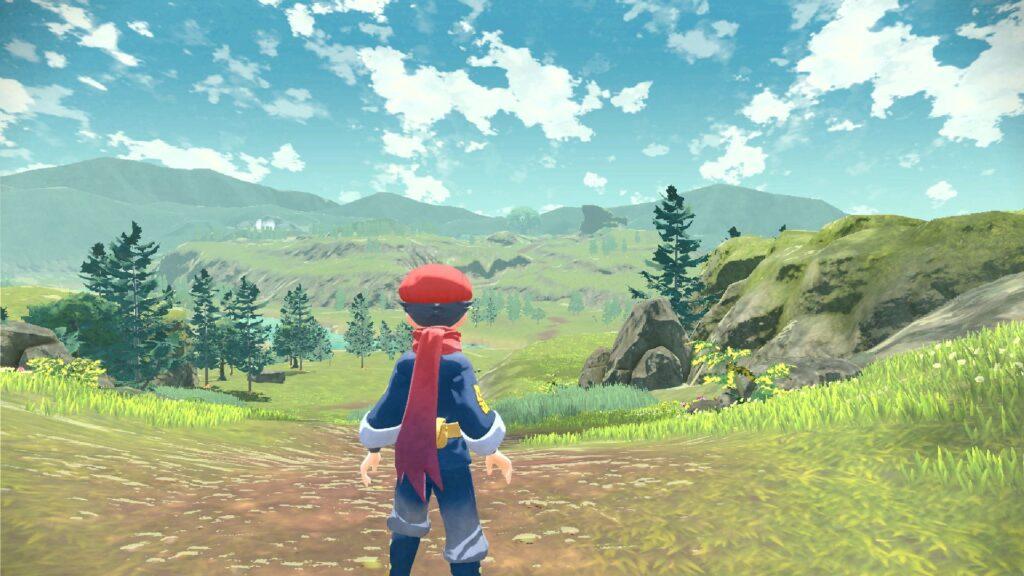 Pokémon Legends: Arceus   Juego de Pokémon en Mundo Abierto