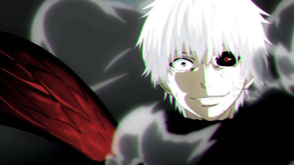 Kaneki torturado por Jason