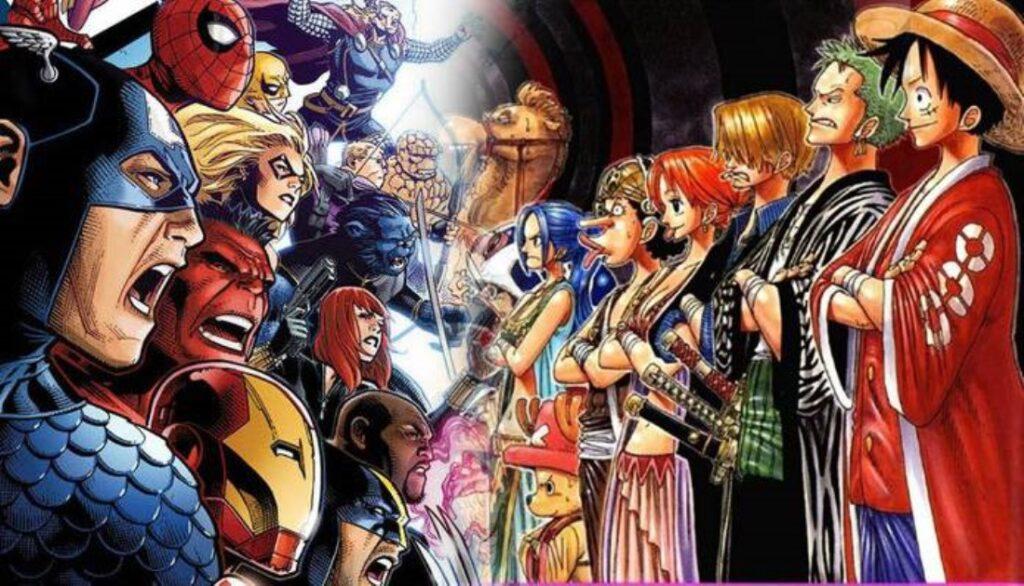 Diferencias entre Manga y Cómic