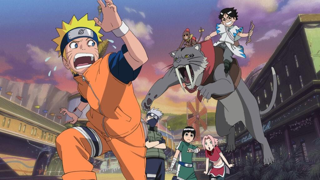 Ver Naruto sin relleno