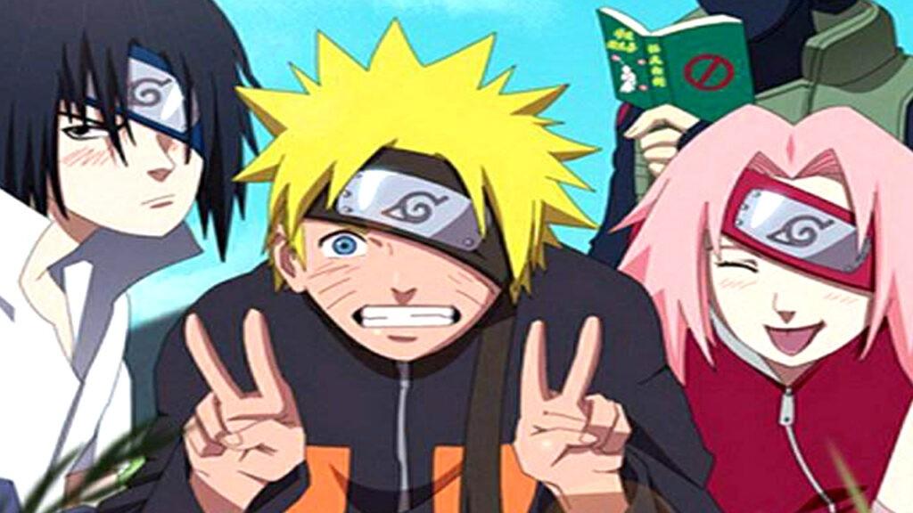 Ver Naruto Shippuden sin relleno