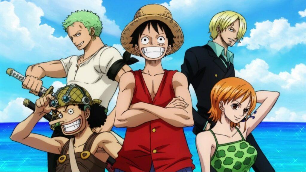 Ver One Piece sin relleno