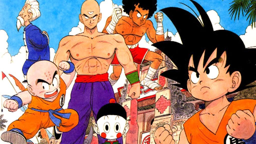 Ver Dragon Ball sin relleno
