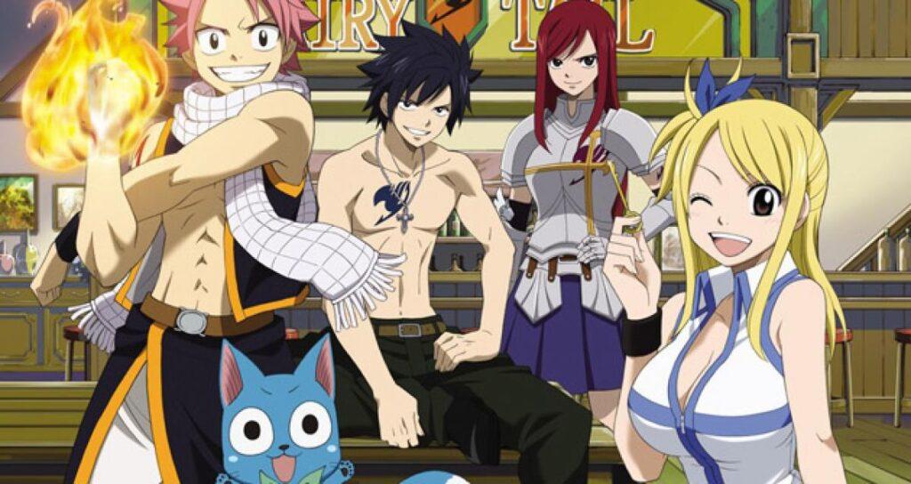 Fairy Tail sin relleno
