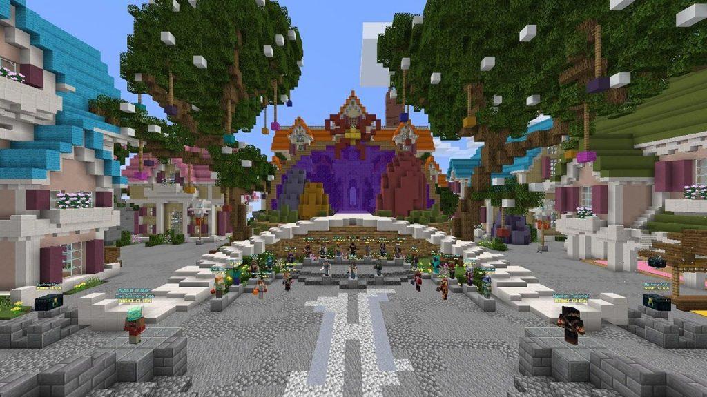 Minecraft: Hypixel