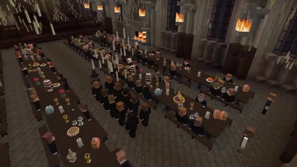 Minecraft: Potterworld MC