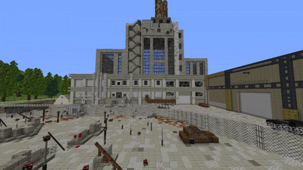 Minecraft: The Mining Dead